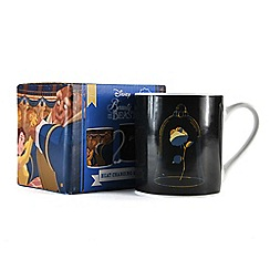 Disney - Beauty And The Beast Rose Heat Changing Mug