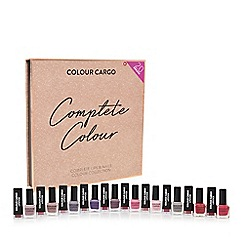 Girly Gifts - Complete colour lips and nails collection