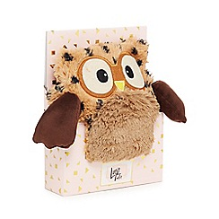 Luxe Edit - 'Hootie' barn owl plush toy