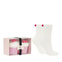 Luxe Edit - Cupcake socks