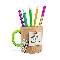 Mustard - Memo Mug