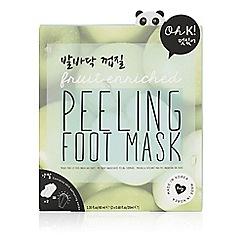 Oh K - Peeling Foot Mask