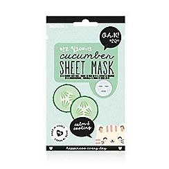 Oh K - Cucumber Sheet Mask