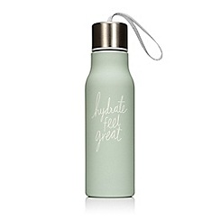We Live Like This - Water Bottle
