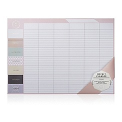 We Live Like This - A3 Desk Planner