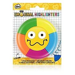 Emojinal - Highlighter Pens