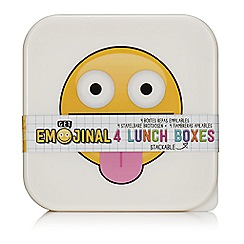 Emoji - Snack Boxes, Lunch Boxes