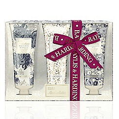 Baylis & Harding - Royal Bouquet Floral 3 Piece Handcare Set