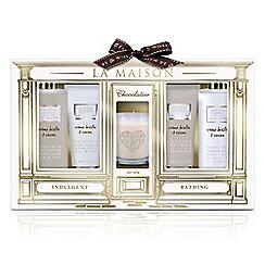 Baylis & Harding - La Maison 5 Piece Pamper & Candle Set