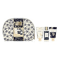 Baylis & Harding - Royal Bouquet Cream Cosmetic Bag