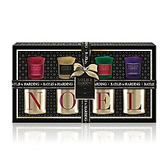 Baylis & Harding - Festive Signature 4 Votive Noel Gift Set