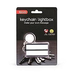 Thumbs Up - Mini message board key chain