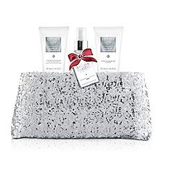 Baylis & Harding - Jojoba Silver Sequin Bag