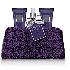 Baylis & Harding - Wild Blackberry Purple Sequin Bag