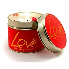 Lily Flame - Love Candle Tin - 245g