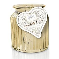 Baylis & Harding - La Maison Creme Brulee Large Candle