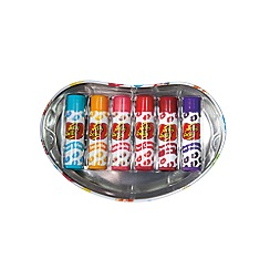Jelly Belly - 6pc Lip Balm Tin