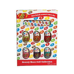 Jelly Belly - 6pc Nail Varnish Set