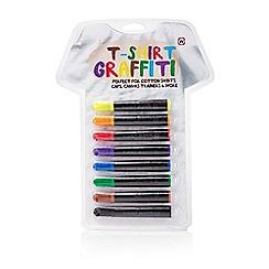 npw - T-shirt graffiti pens