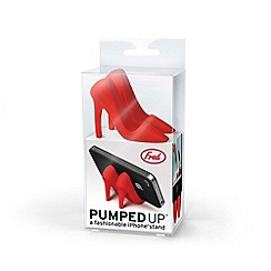 Fred - Pumped up phone stand