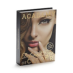 Academy of Colour - Defined eyes makeup set in book box