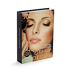 Academy of Colour - Total definition brow kit