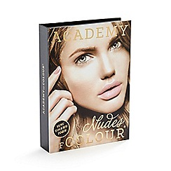 Academy of Colour - Nude makeup set in book box