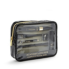 Academy of Colour - Black eye make-up travel pack