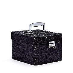 Academy of Colour - Black glitter bath box