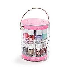Debenhams - Academy of Colour nail polish tin