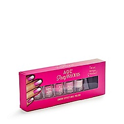 Debenhams - Pink ombre effect nail polish