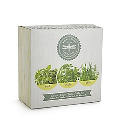 Wilson and Bloom - Grow Your Own Herb Kit