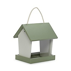 Wilson and Bloom - Green bird feeder