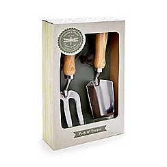 Wilson and Bloom - Fork and trowel set