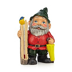 Wilson and Bloom - Garden gnome thermometer