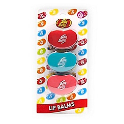 Jelly Belly - 3pc bean shaped lip balm tins