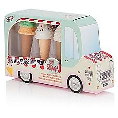 npw - Ice cream van lip gloss & pen