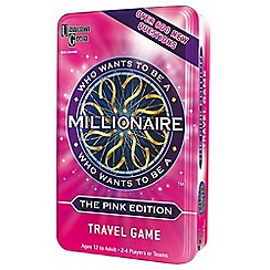 University Games - Who Wants To Be A Millionaire Pink