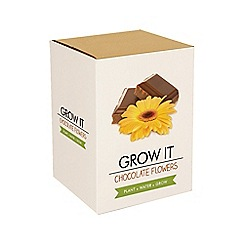 Gift Republic - Grow it chocolate flowers