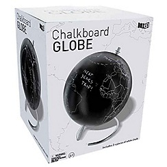 Debenhams - Chalk board globe