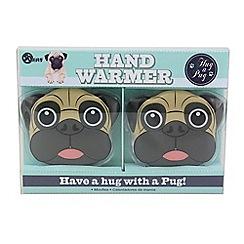 50 fifty - Pug Hadwarmers