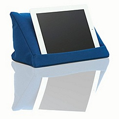 Gadget Co - Cushion stand for Tablets - Plain Navy