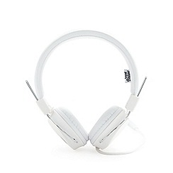 Debenhams - White headphones