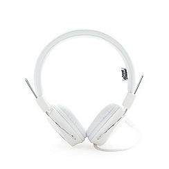Debenhams - White headphones