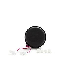 Debenhams - Pink earphones