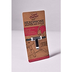 Sound Boutique - Headphone splitter and stylus