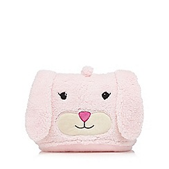 Aroma Home - Bunny 'Snuggle Me' hooded blanket