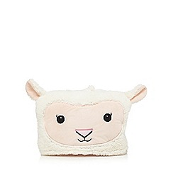 Aroma Home - Lamb 'Snuggle Me' hooded blanket
