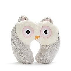 Aroma Home - Owl 'Snuggle Me' neck pillow