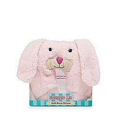 Aroma Home - Bunny 'Snuggle Me' neck pillow